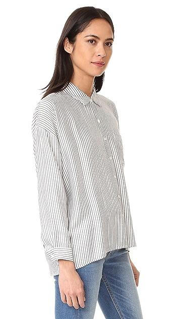 Soft Joie Caitriona Button Down Shirt