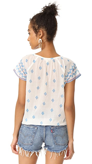Soft Joie Dolan B Top
