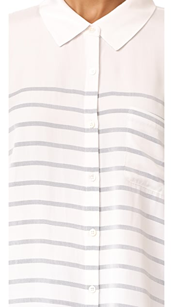 Soft Joie Anabella Button Down Shirt