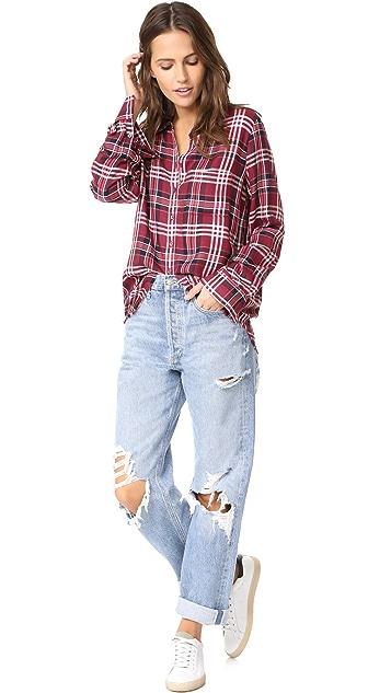 Soft Joie Anabella E Button Down Shirt