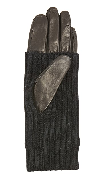 Soia & Kyo Carmel Gloves