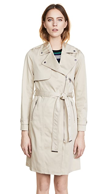 Soia & Kyo Athena Trench Coat