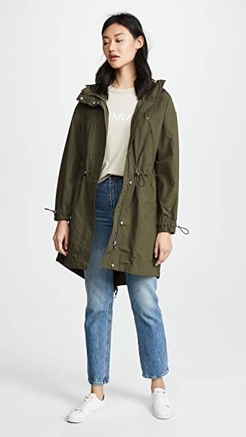 Soia & Kyo Emerson Wind Breaker Jacket