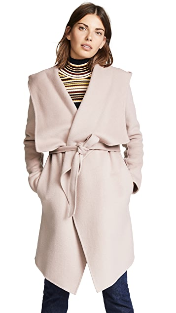 Soia & Kyo Samia Double Face Coat