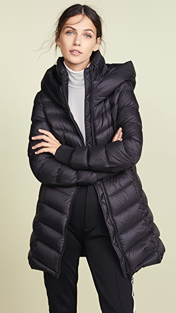 SOIA & KYO Alanis Down Coat