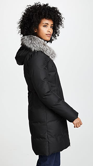 Soia & Kyo Christy Brushed Down Coat