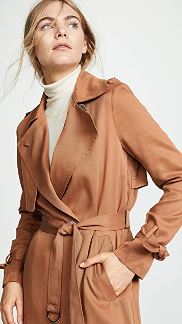 Soia & Kyo Nousha Tailored Coat