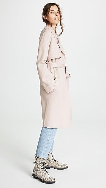 Soia & Kyo Caisa Trench Coat