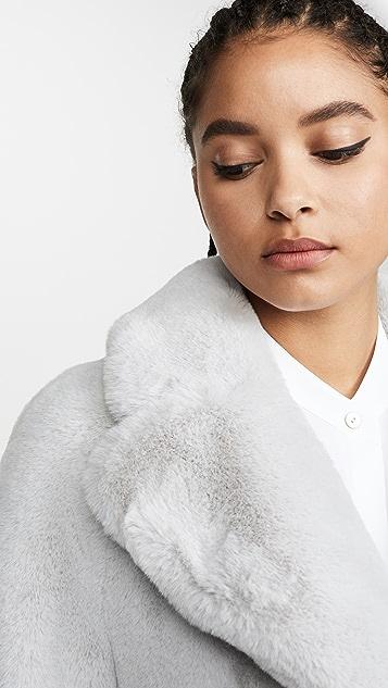 SOIA & KYO Emanuela Coat