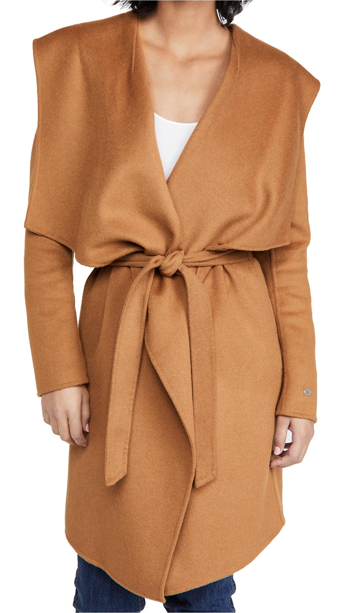 SOIA & KYO Samia Wool Coat
