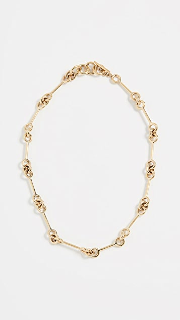 Soko Code Collar Necklace