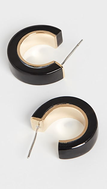 Soko Sana Mini Horn Hoops