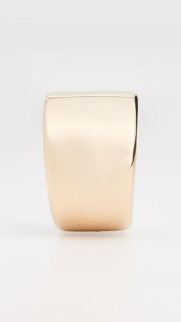 Soko 波纹指环戒指