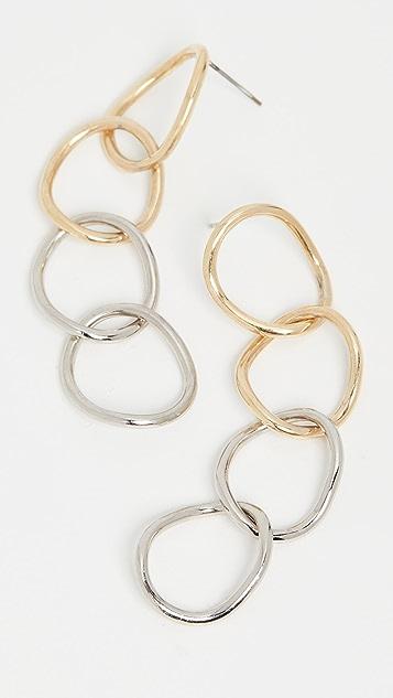 Soko Fania Drop Earrings