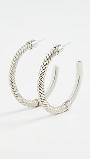 Soko Uzi 圈式耳环