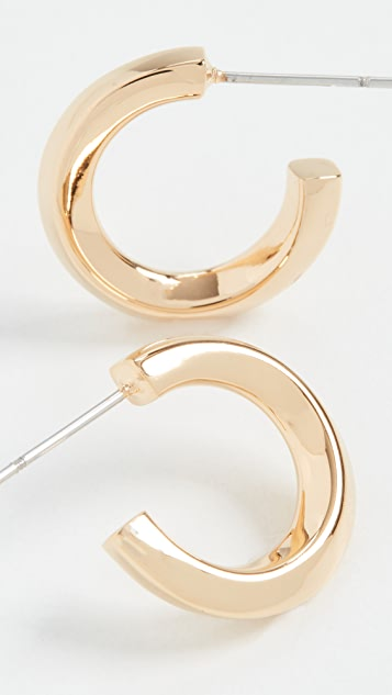 Soko Imara 迷你圈式耳环
