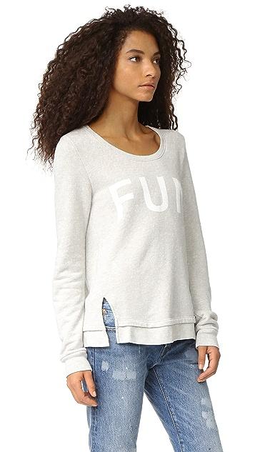 Sol Angeles Fun Sweatshirt