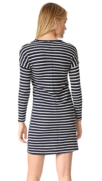 Sol Angeles Stripe Cocoon Dress