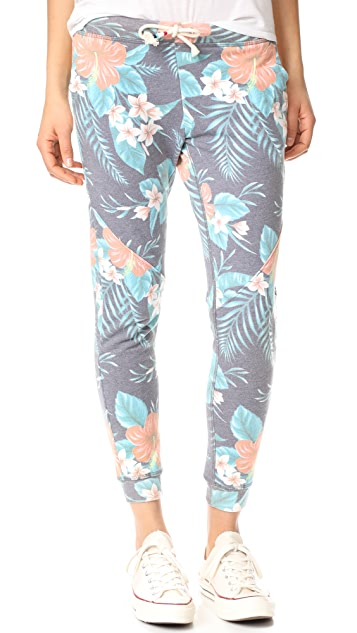 Sol Angeles Tulum Garden 慢跑裤