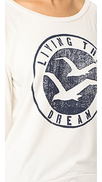 Sol Angeles Living the Dream Pullover