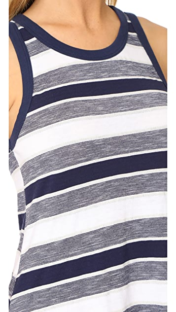 Sol Angeles Tahoe Stripe Dress
