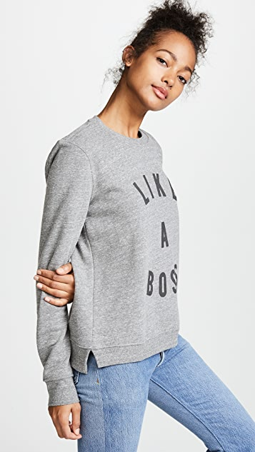 Sol Angeles Boss Classic Sweatshirt