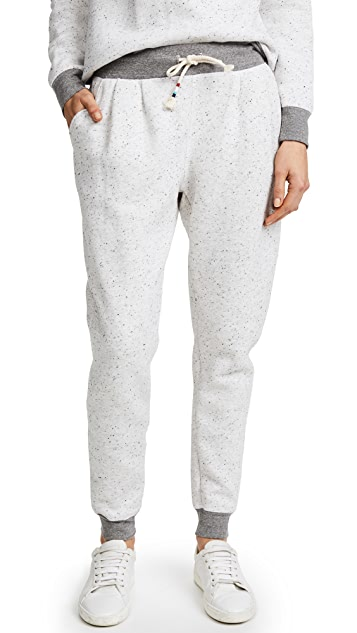 Sol Angeles Peppered Pleated Jogger