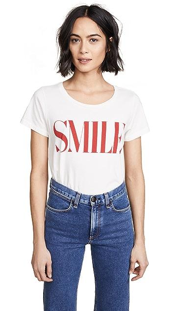 Sol Angeles Smile Crew Tee