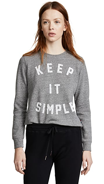 Sol Angeles Keep It Simple Pullover