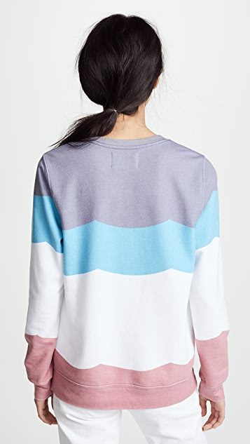 Sol Angeles Sol Flag Pullover