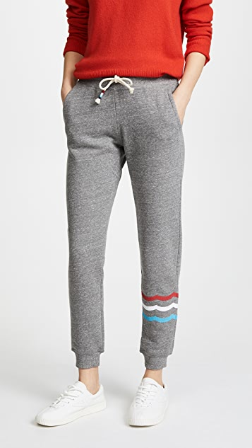 Sol Angeles Flag Waves Sweatpants