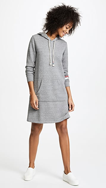 Sol Angeles Waves Hoodie Dress