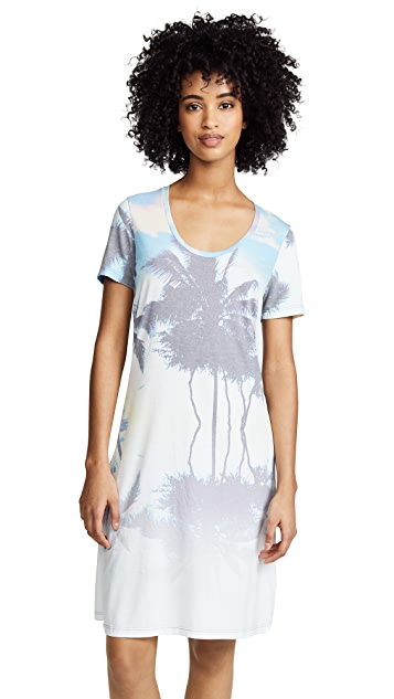 Sol Angeles Off Tropic Scoop Dress