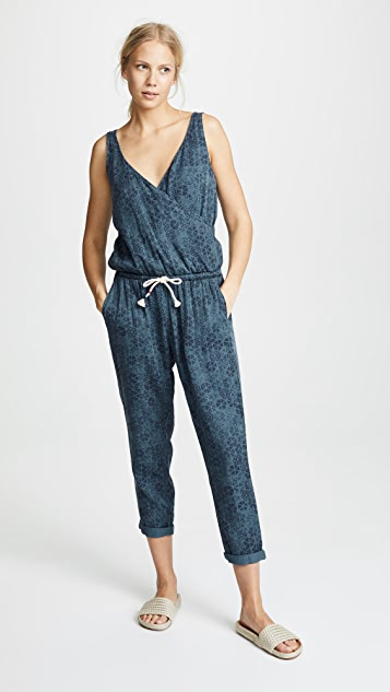 Sol Angeles Talavera Woven Jumpsuit