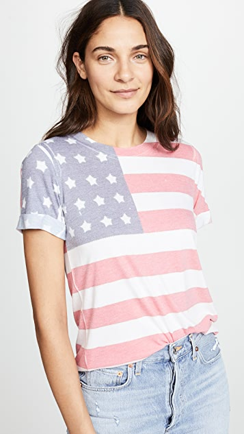 Sol Angeles Freedom Rolled Tee