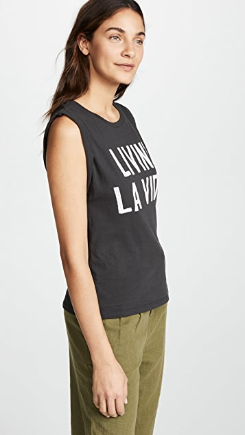 Sol Angeles La Vida Twist Tank Top