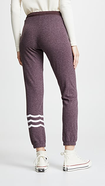 Sol Angeles Waves Hacci Slim Joggers