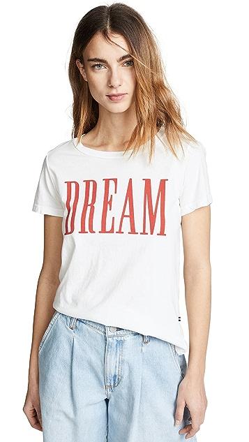 Sol Angeles Футболка Dream с округлым вырезом