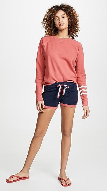 Sol Angeles 布环短裤