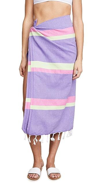 Soleil Turkish Blanket Wrap