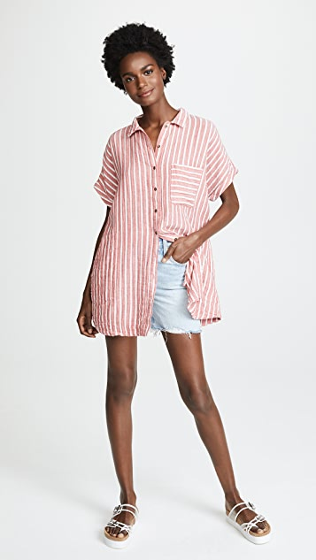Soleil Striped Dress