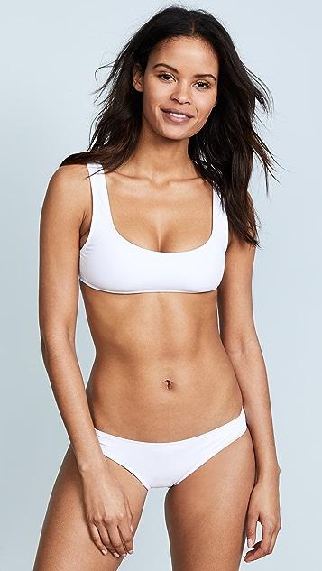 Solid & Striped Elle Bikini Top
