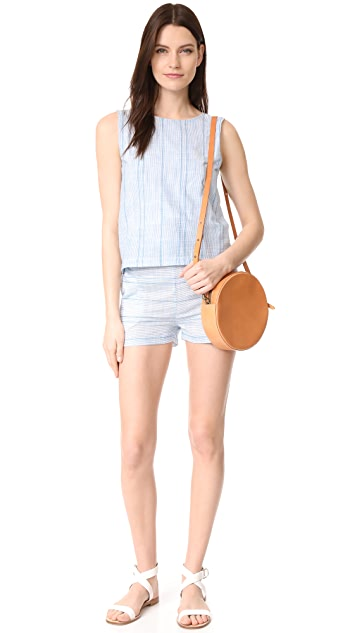 Solid & Striped The Michy Romper