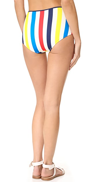Solid & Striped The Brigitte Bikini Bottoms
