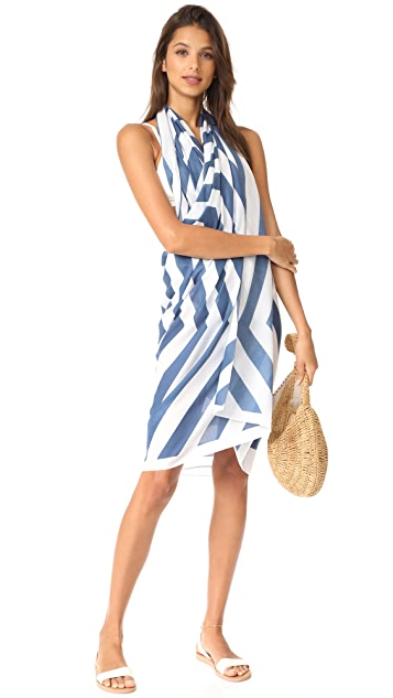 Solid & Striped The Sarong