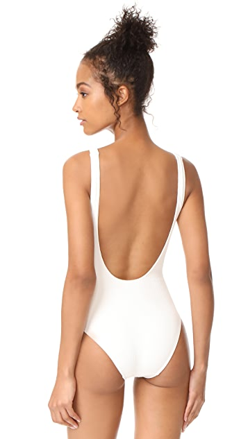 Solid & Striped x STAUD Sophia Swimsuit