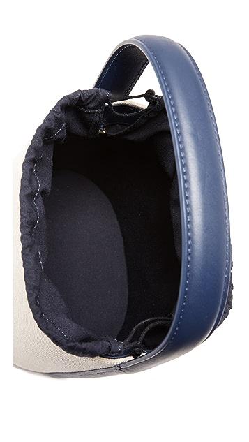 Solid & Striped Cabana Bucket Bag