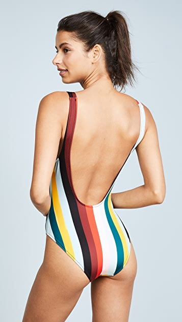 Solid & Striped The Anne-Marie Paradise Swimsuit