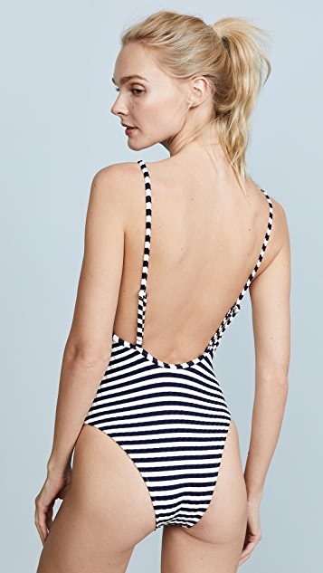 Solid & Striped Chelsea Swimsuit