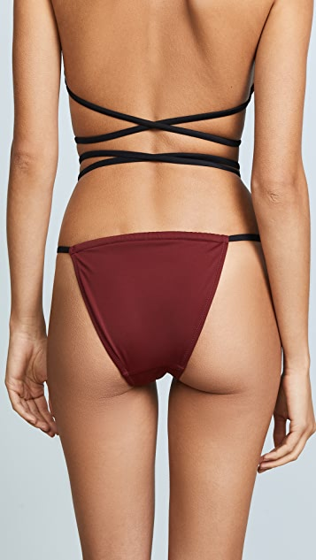 Solid & Striped Swim Team Hannah Bikini Bottoms